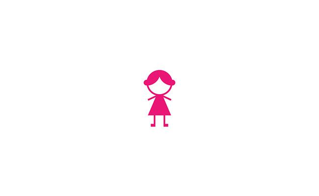 国外Just A Girl青少年护肤品包装设计作品