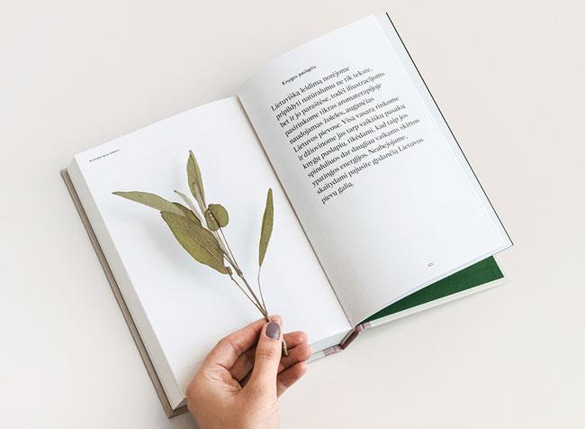 关于香薰与按摩的《Aromatherapy》书籍设计