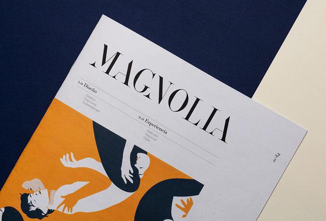 墨西哥MAGNOLIA工业设计工作室品牌形象设计