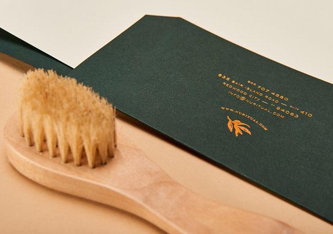 国外精美的Nu Ritual肥皂品牌形象设计