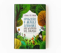 波兰Justyna儿童故事书籍设计作品欣赏