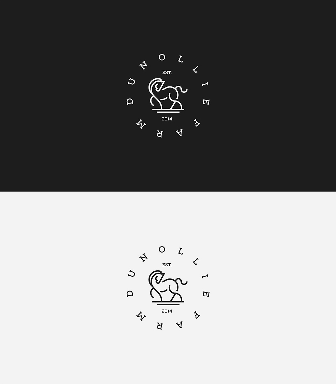 雅致高级!20款高端品味Logo设计