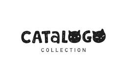 17个以猫咪元素形状logo标志设计(一)