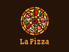 国外18款优秀的比萨餐厅标志logo设计欣赏