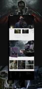 国外Bethesda视频游戏网页设计欣赏