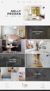 国外Nelly Prodan建筑设计工作室网页设计欣赏