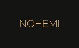 国外Nohemi时装零售品牌VI形象设计欣赏