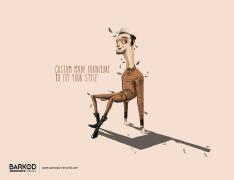 土耳其Barkod家具定制系列趣味创意广告设计欣赏