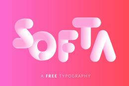 国外漂亮的SOFTA 26个英文字体设计欣赏