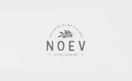 国外Noev橄榄油店品牌形象Vi设计欣赏