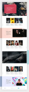 国外Yours Magazine时尚网页设计作品分享