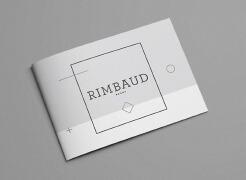 国外RIMBAUD公寓宣传画册设计作品欣赏