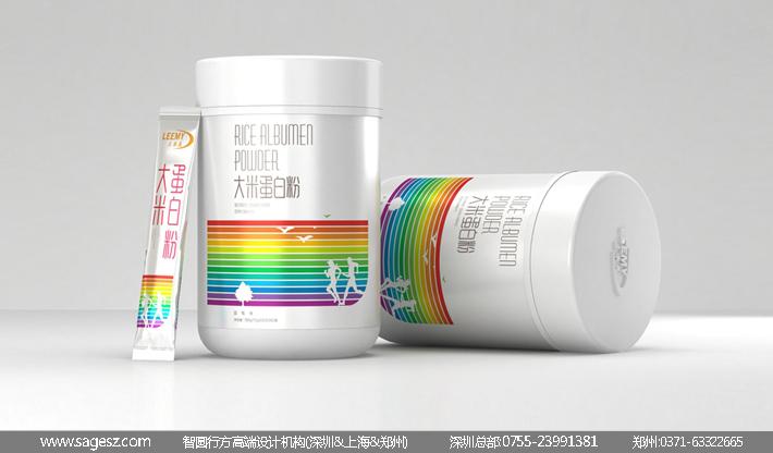 蛋白粉礼盒包装设计 蛋白粉罐装包装设计 营养蛋白粉包装设计