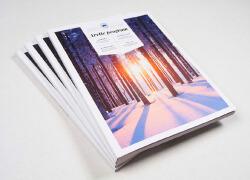 国外画册设计之Arctic Program杂志版面设计欣赏