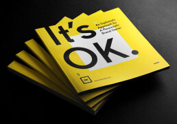 国外设计工作室《It''s OK》宣传画册设计欣赏