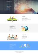 精诚企业管理有限公司首页设计欣赏