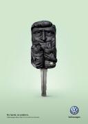 大众汽车脚传感器行李箱系统创意广告设计欣赏