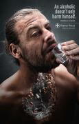 国外Blaues Kreuz反对酗酒宣传公益广告设计欣赏