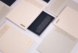 国外GalerieVoigt首饰目录画册设计作品欣赏