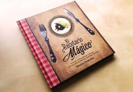 一些国外设计感十足的饮食类书籍封面设计欣赏