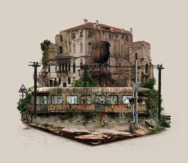 阿联酋设计师Fabio Araujo数码艺术设计欣赏