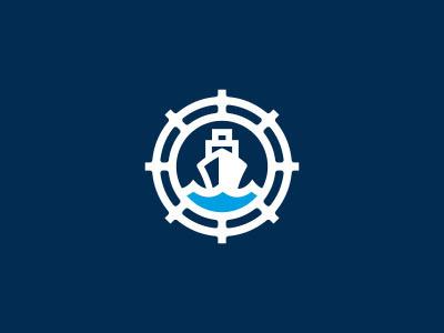 国外精美的30个以船为元素的LOGO标志设计作品欣赏