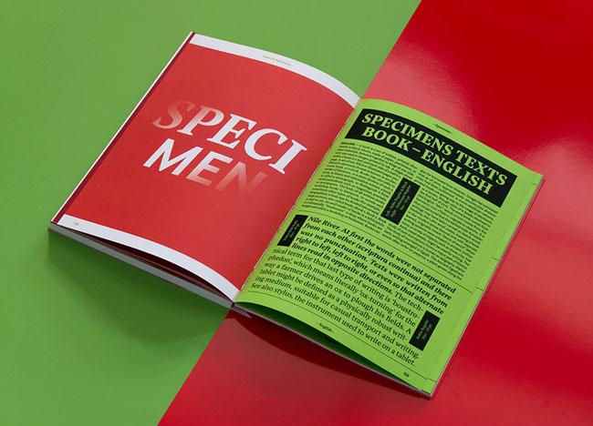 国外Rubis & Rubiesque字体字样书籍设计作品欣赏