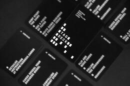 国外TAG DECK系列商务名片设计作品欣赏