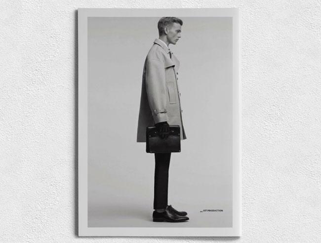 印尼设计师Ahsanjaya Corp时尚男士服饰画册设计欣赏