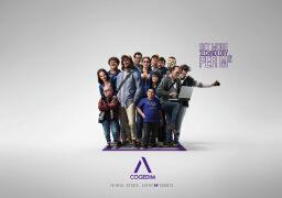 法国Cogedim地产系列人物创意平面广告设计欣赏