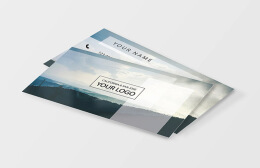 国外设计师Adam Repasky具有艺术性的名片设计欣赏