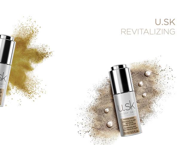 国外Under Skin护肤品牌形象设计重塑欣赏47P(一)