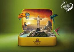 国外智利Apumanque系列创意广告设计:世界奇观