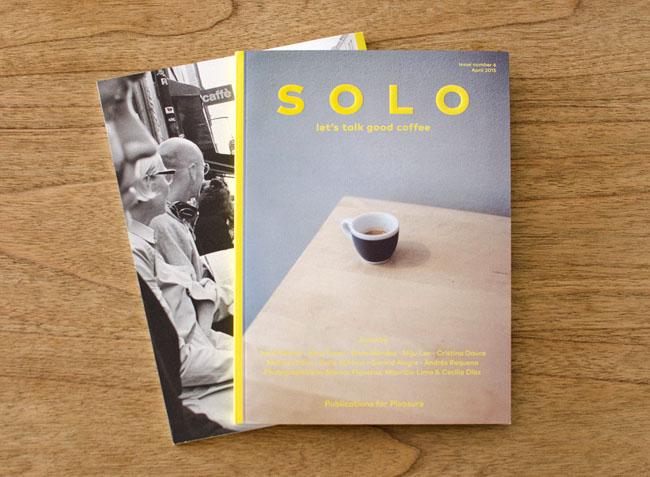 国外SOLO出版物书面版式设计欣赏