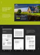 Home Run Improvement家装公司网站规划设计