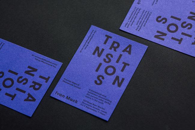 国外Transitions比赛记录书籍设计作品欣赏