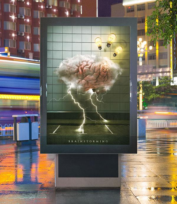 印尼Novans概念艺术海报设计欣赏