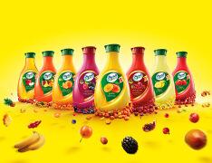 国外Al Safa果汁系列平面设计作品案例欣赏