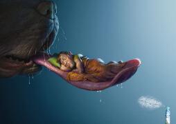 国外Febreze除异味喷剂系列创意广告设计欣赏