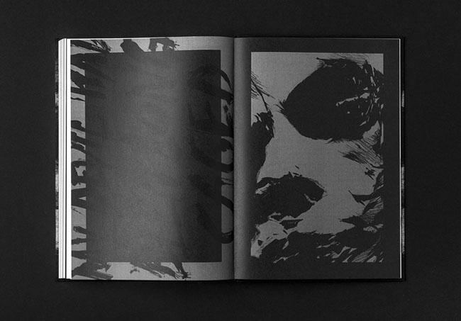 瑞士设计师Bilal Sebei暗黑风光小说书籍设计作品欣赏