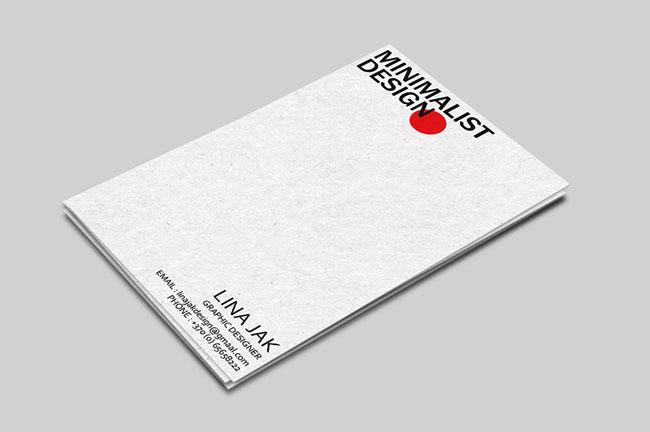立陶宛Tekle Ula精致简洁的名片设计作品欣赏
