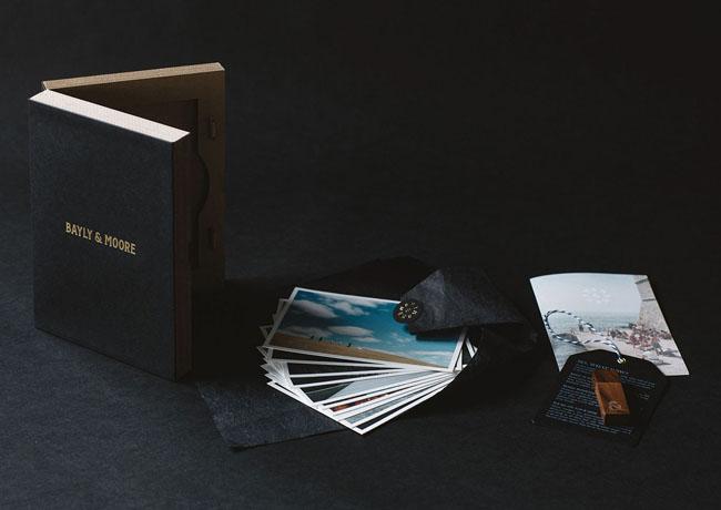 国外Bayly & Moore婚礼摄影手册设计欣赏