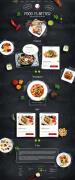 国外Kimchi餐饮品牌网页设计作品欣赏