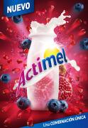 国外达能Actimel酸奶视觉合成设计(二)