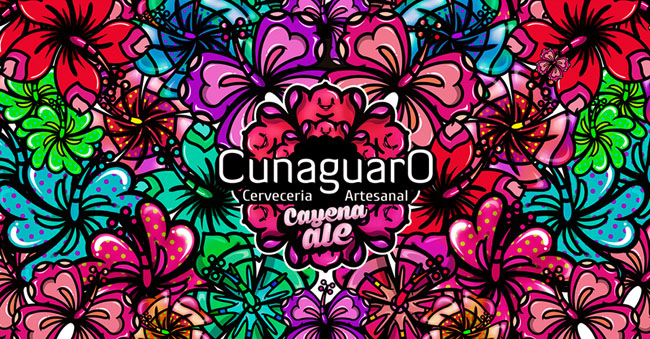 国外靓丽的Cunaguaro啤酒包装设计欣赏欣赏