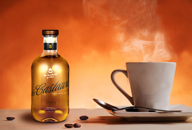 TheMerchants of Chai咖啡和香料茶包装设计欣赏