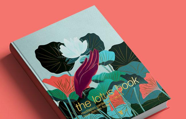 国外Afroditi自然类书籍封面设计作品欣赏