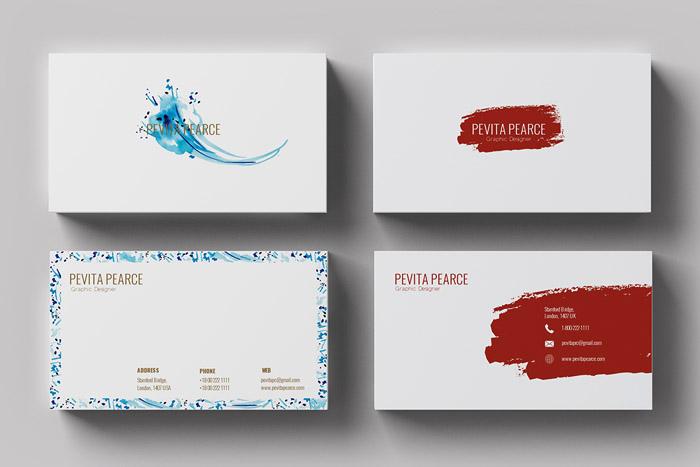 国外设计师TimphanCo优秀名片设计作品欣赏