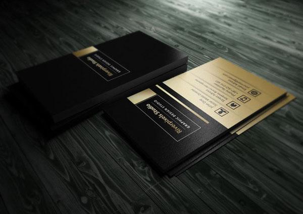 二十八款国外优秀商业名片设计作品欣赏