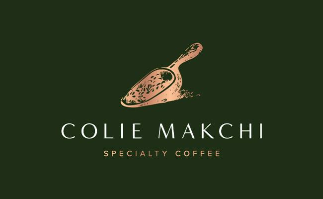 国外COLIE MAKCHI咖啡品牌VI设计作品欣赏